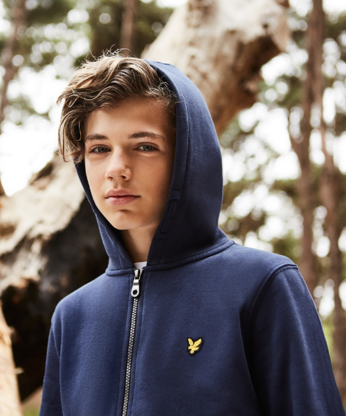 Lyle and scott hoodies
